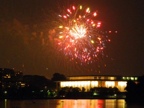 2012 DC Fireworks